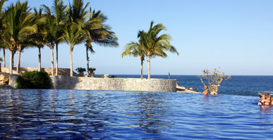 Contact Pool View in Los Cabos